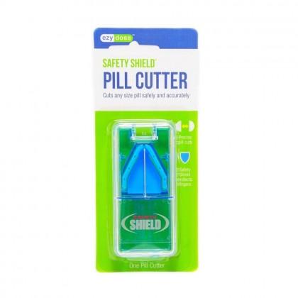 EZY DOSE Safety Sheild Pill Tablet Cutter Splitter