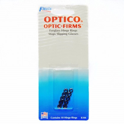 FLENTS OPTICO OPTIC - FIRMS Eyeglass Spectacles Hinge Rings