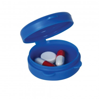 EZY DOSE PURSE POCKET THIN TABLET MEDICINE PILL CONTAINER BOX SMALL SIZE